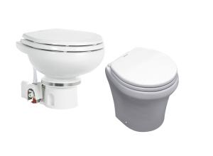 Sanitários com Sistema Trituração