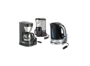 Máquinas de Café e Chaleiras