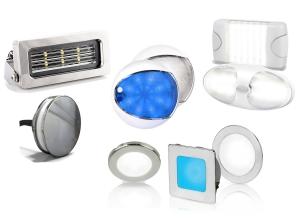 Iluminação de Interior e Exterior