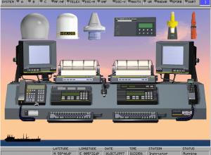 Simulador GMDSS