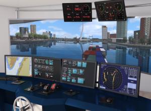 Simulador Navegação