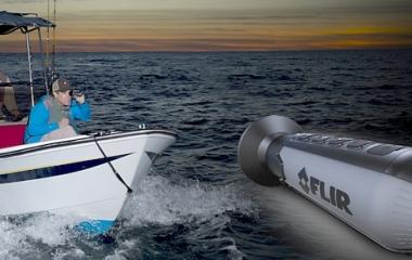 Nova Câmara Térmica Portátil Ocean Scout TK, da FLIR