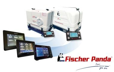 Fischer Panda Generators Now Communicate with a Wide Range of Chartplotters