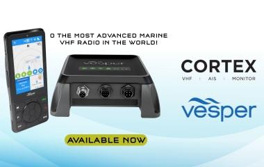 Vesper Marine Cortex: What makes this the world's first smart VHF?