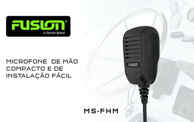 INTRODUCING THE NEW FUSION HANDHELD MICROPHONE