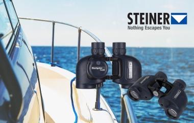Steiner Launches New Navigator Range of Marine Binoculars