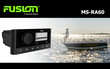 NEW Marine Stereo with Wireless Connectivity - MS-RA60