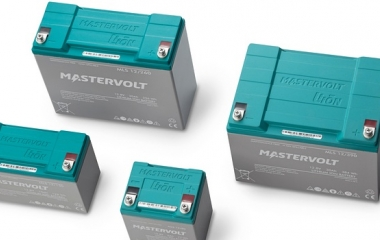 Nova gama de baterias Mastervolt - MLS