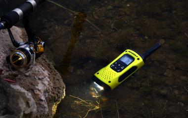 MOTOROLA SOLUTIONS lança o novo Walkie-Talkie T92 H2O