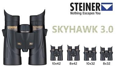 SkyHawk 3.0 - A companhia ideal para os Observadores de Aves e Natureza