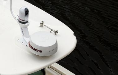 Novo radar marítimo sem fios Quantum da Raymarine com tecnologia CHIRP