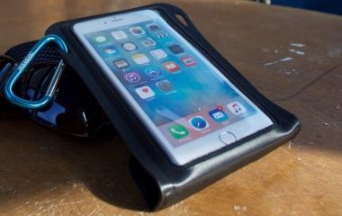 Nova Bolsa à Prova de Água Trailproof Phone Case da Aquapac