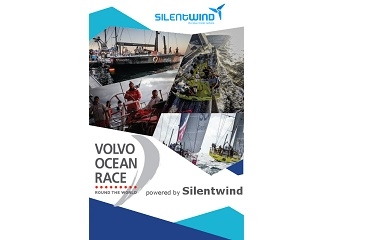 "Silentwind fornece ""energia verde"" à Volvo Ocean Race 2017"