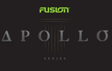 FUSION Revoluciona o Entretenimento Áudio Marítimo com a nova Gama Apollo