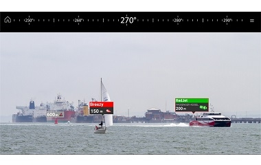 FLIR Delivers ClearCruise Augmented Reality Navigation Technology