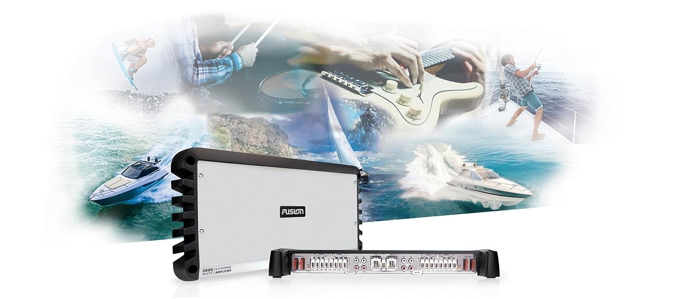 Fusion Apresenta Novos Amplificadores da Série Signature