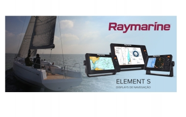 FLIR Introduces Raymarine Element S Navigation Displays