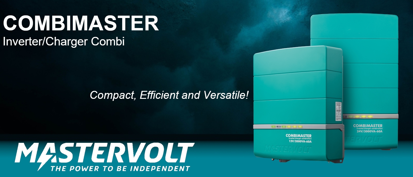 The CombiMaster Inverter / Charger from Mastervolt wins Industry Award