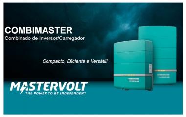 Inversor/Carregador Combimaster da Mastervolt recebe rémio Top Product Boating Industry de 2020
