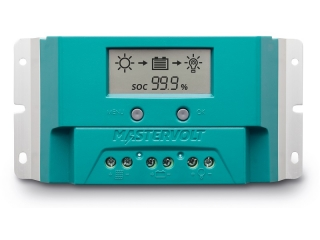 SCM20 PWM – Regulador de Carga Solar de 20A