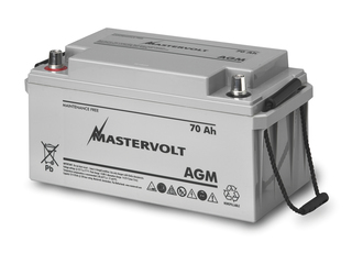 AGM 12/70 - 12V / 70Ah AGM Battery