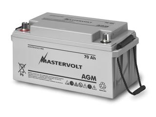 AGM 12/70 - Bateria AGM 12V /70 Ah