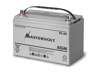 AGM 12/90 - 12V / 90 Ah AGM Battery
