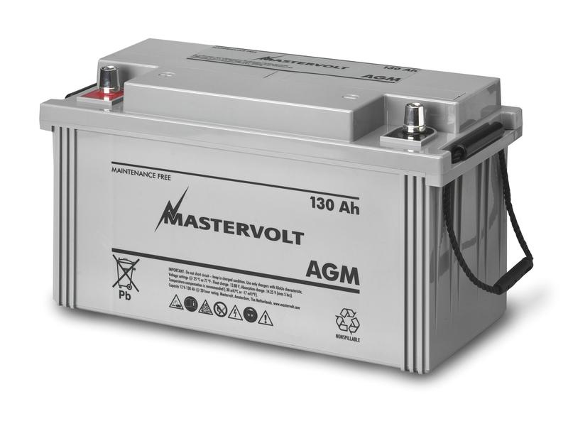 AGM 12/130 - 12V / 130 Ah AGM Battery