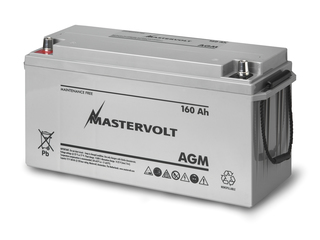 AGM 12/160 - 12V / 160 Ah AGM Battery