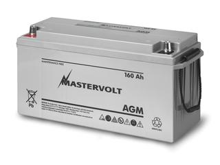 AGM 12/160 - Bateria AGM 12V / 160 Ah