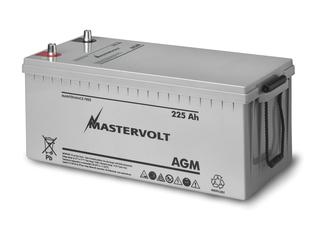 AGM 12/225 - Bateria AGM 12V / 225 Ah