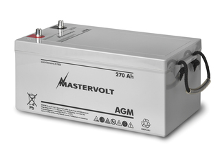 Bateria AGM 12/270