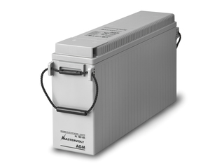 AGM-SL 12/185 - 12V / 185 Ah Slim AGM Battery