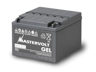 MVG 12/25 - Bateria de Gel 12V / 25 Ah