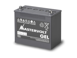 MVG 12/55 - 12V / 55 Ah MVG Gel Battery