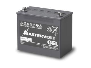 MVG 12/55 - Bateria de Gel 12V / 55 Ah