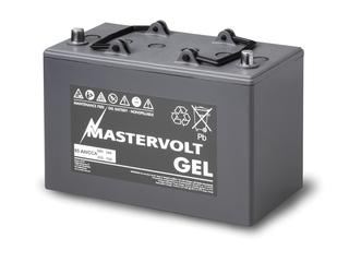 MVG 12/85 - 12V / 85 Ah MVG Gel Battery