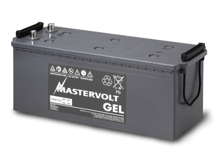 MVG 12/120 - Bateria de Gel 12V / 120 Ah