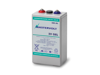 MVSV 280 - 2V / 280 Ah MVSV Gel Battery