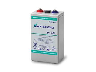 MVSV 280 - Bateria de Gel 2V / 280 Ah