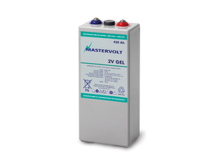 MVSV 420 Ah - 2V / 420 Ah MVSV Gel Battery