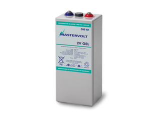 MVSV 500 - 2V / 500 Ah MVSV Gel Battery