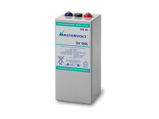 MVSV 580 - 2V / 580 Ah MVSV Gel Battery