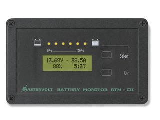 Masterlink BTM-III - Monitor de Baterias 12/24V