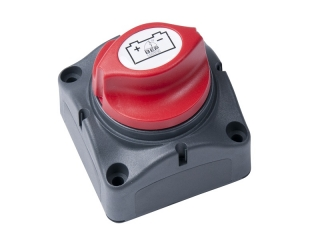 701 - Contour Battery Master Switch On/Off 275A