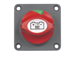 701-PM - Contour Battery Master Switch On/Off 275A (panel mount)