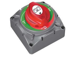 721 - Heavy-Duty 350A Battery Selector Switch 1-2-Both-Off