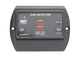 600-GDL Gas Detector with Solenoid Control