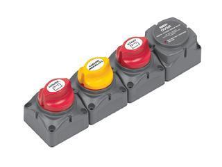 716-H-140A-DVSR Sistema de Gestão de Carga de Baterias p/ 1 Motor e 2 Baterias