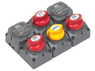 717-140A-DVSR Sistema de Gestão de Carga de Baterias